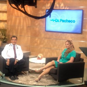 Dr. Pacheco program LAX