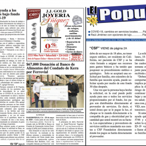 El popular Newspaper